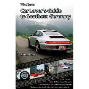 Southern Germany Cover